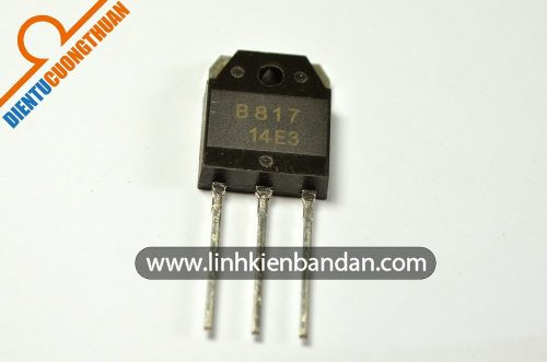 Transitor B817