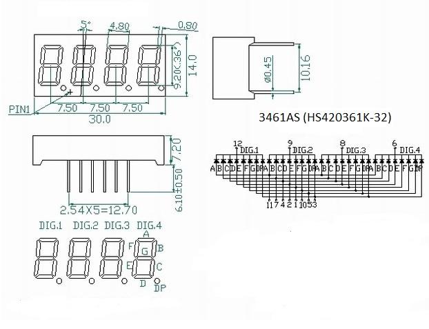 3461AS-HS420361K-32