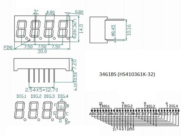 3461BS (HS410361K-32)