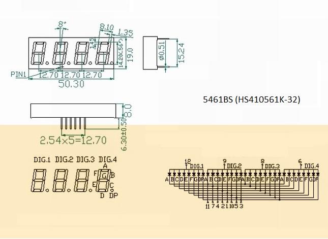 5461BS (HS410561K-32)