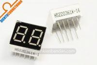 LED 7 thanh HS220361K-1