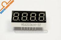 LED 7 thanh HS420361K-31