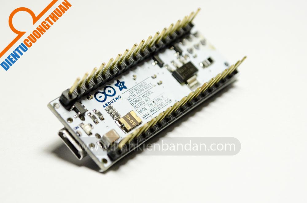 Arduino-pro-mini-back