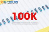 dien tro 100K 1-4w