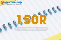 dien tro 150R 1-4w