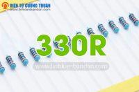 dien tro 330R 1-4w